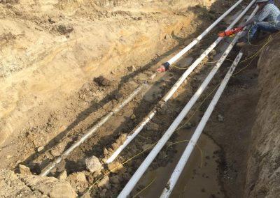 Installing Underground Utilities